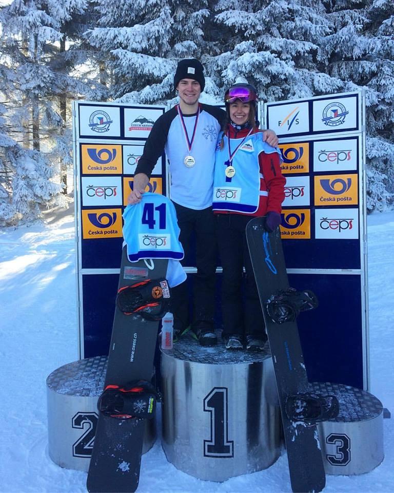 Back 2 back wins in Czech