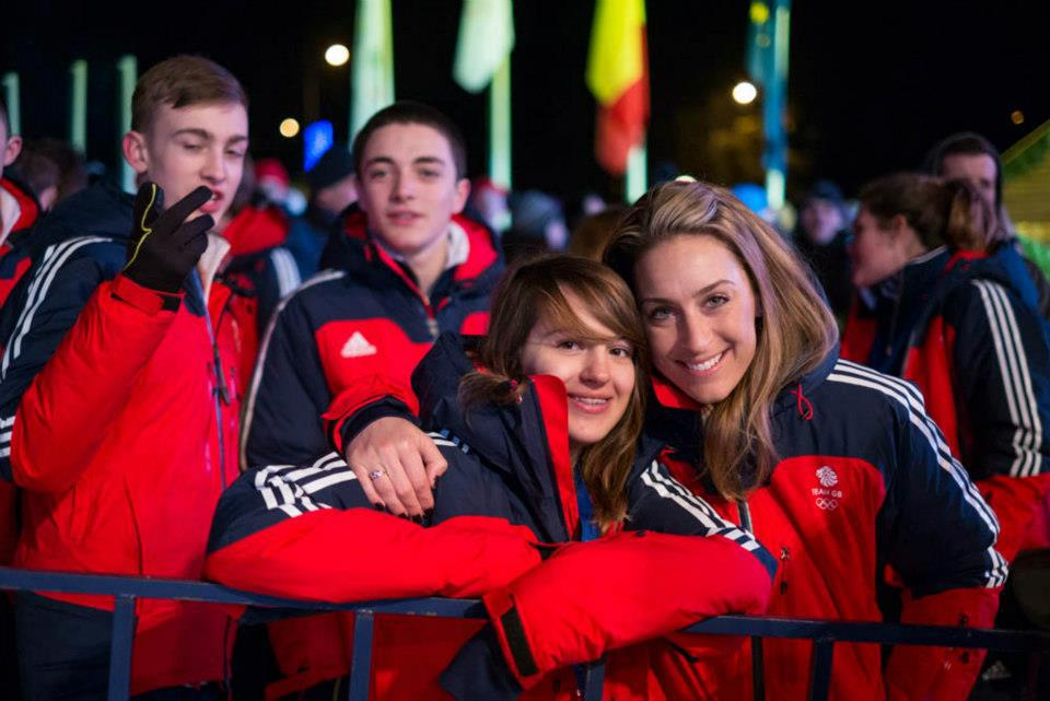 Youth Olympics with Amy Williams