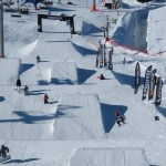 Frontside 360 World Rookie Tour