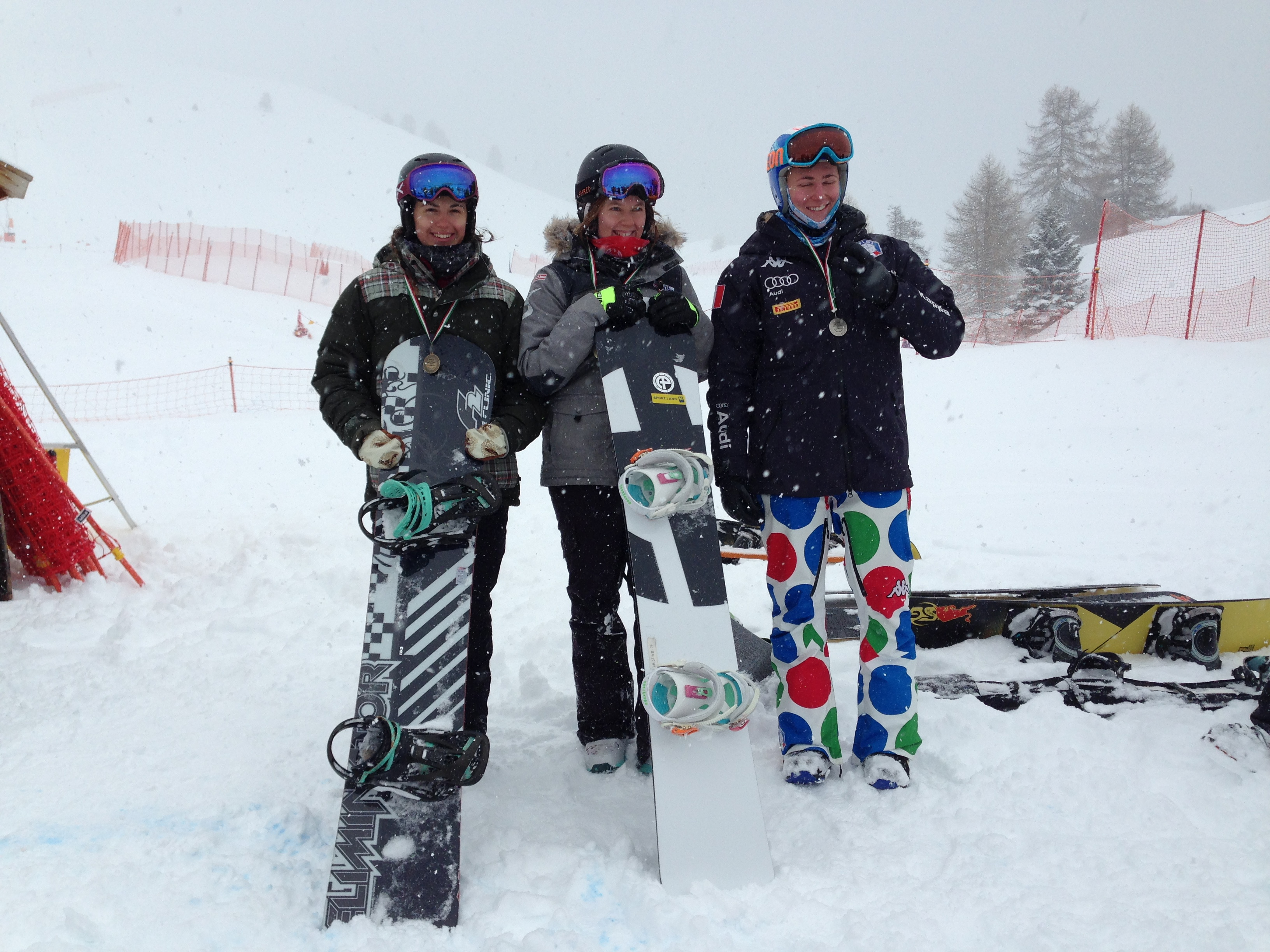 3rd FIS in Moena, Italy