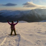 North Wales backcountry