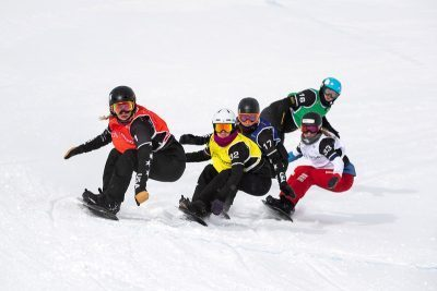 FIS Snowboard World Cup - Cervinia ITALY