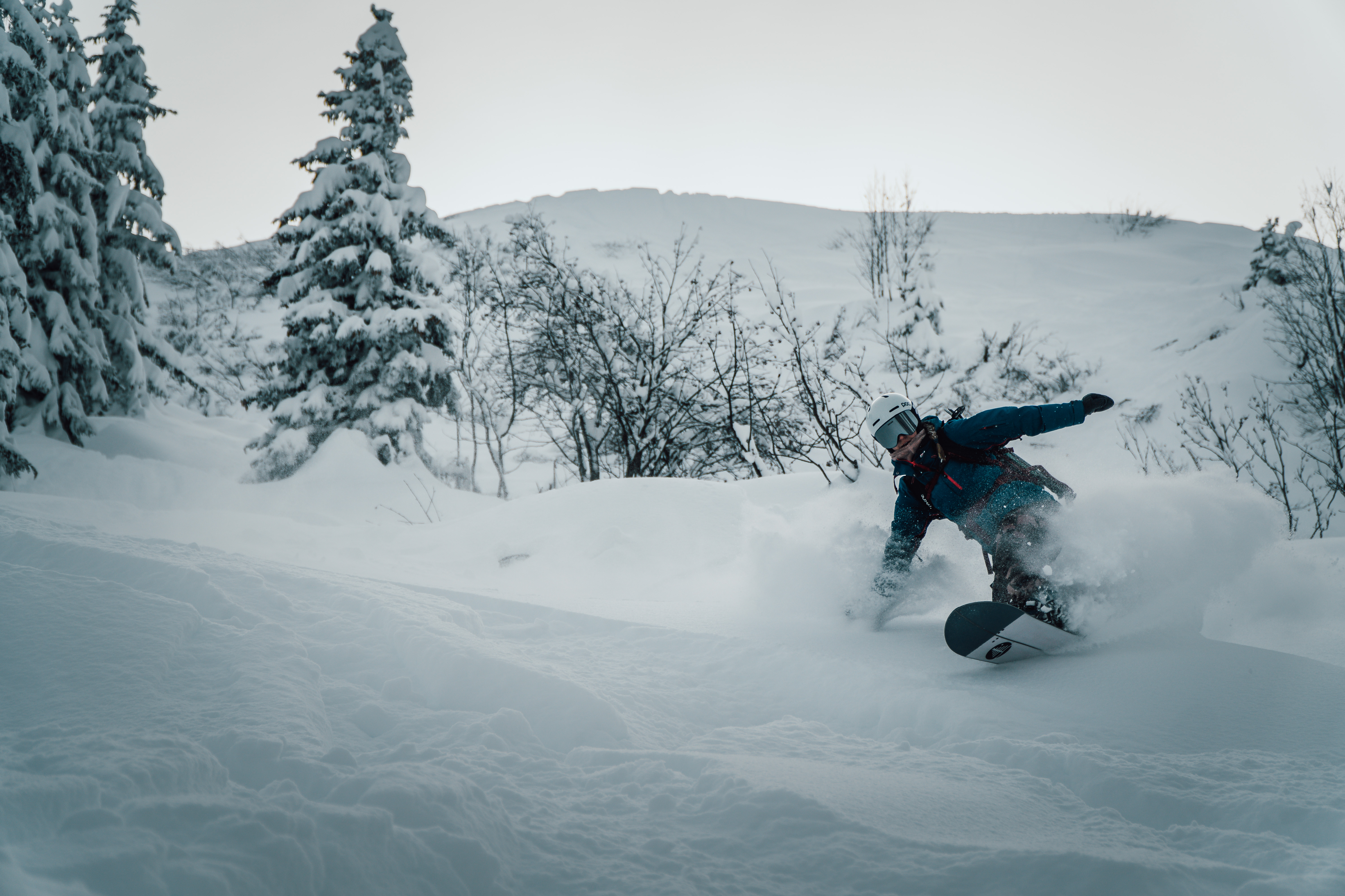 The winter of no lifts by Jack Ashman